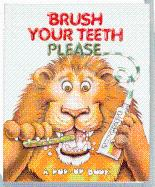 Brush Your Teeth Please Pop-Up