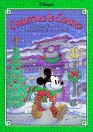 Disney's Christmas Is Coming!: A Fold-Around Pop-Up Book Featuring Mickey Mouse and Friends