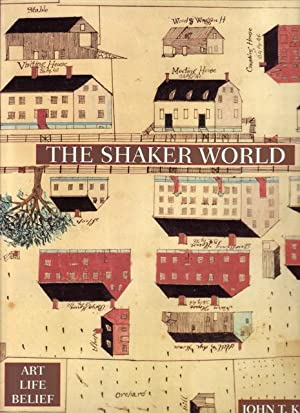 Shaker World : Art, Life, Belief
