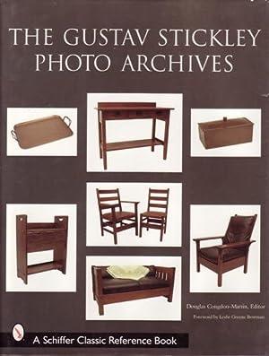Gustav Stickley Photo Archives: Congdon-Martin, Douglas