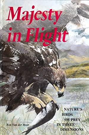 Majesty in Flight: Nature's birds of Prey in Three Dimensions