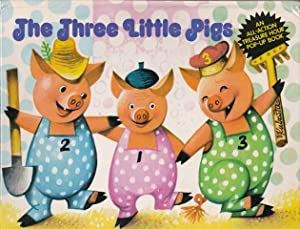The Three Little pigs: An All-Action Treasure Hour Pop-up Book