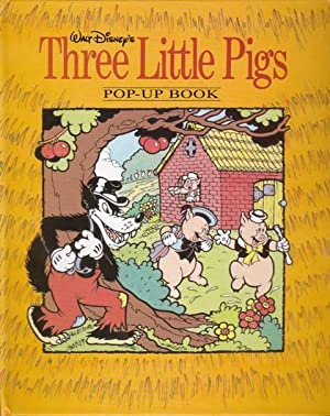 Walt Disney's Three Little Pigs Pop-Up Book