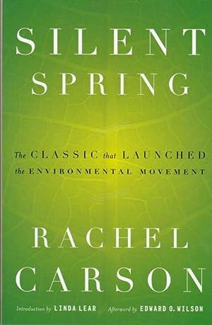 Silent Spring: 40th Anniversary Editiont: Carson, Rachel