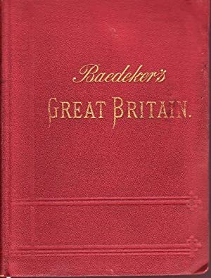 Great Britain Handbook for Travellers