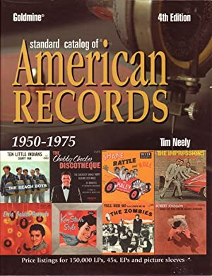 Goldmine Standard Catalog of American Records 1950-1975: Neely, Tim