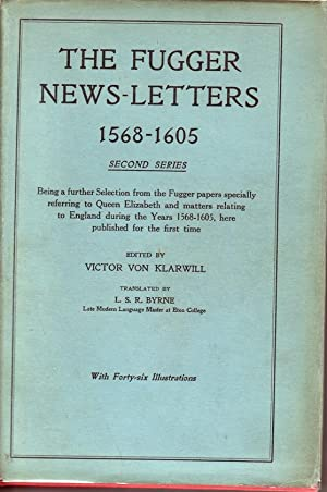 Fugger News-Letters; 1568-1605; Second Series