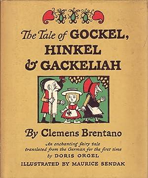 Tale of Gockel, Hinckel & Gackeliah: Brentano, Clemens