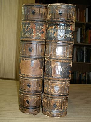 Life and Times of Washington, 2 volumes
