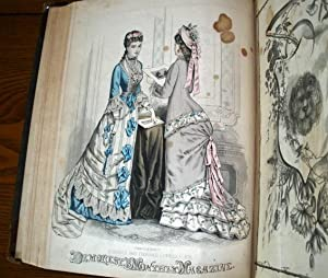 Demorest's Illustrated Monthly Magazine: Demorest, W. Jennings; Mme. Demorest, Jennie June