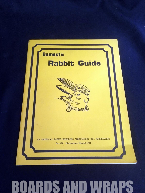 Domestic Rabbit Guide
