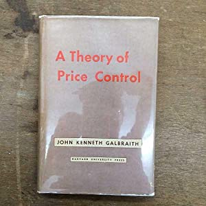A Theory of Price Control