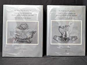 Three Centuries of French Domestic Silver, Volumes 1 & 2