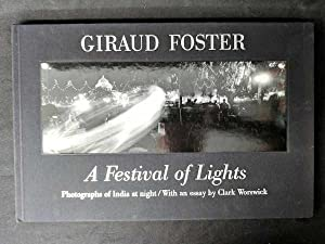 A Festival of Light: Photographs of India: Foster, Giraud