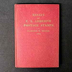 Essays for U.S. Adhesive Postage Stamps
