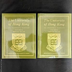 The University of Hong Kong, an Informal: Mellor, Bernard