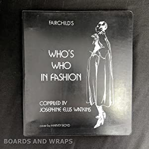 Fairchild's Who's Who in Fashion