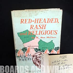Red-Headed, Rash, and Religious The Story of a Pioneer Missionary
