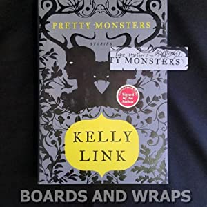 Pretty Monsters Stories