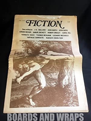 Fiction, Fall 1972