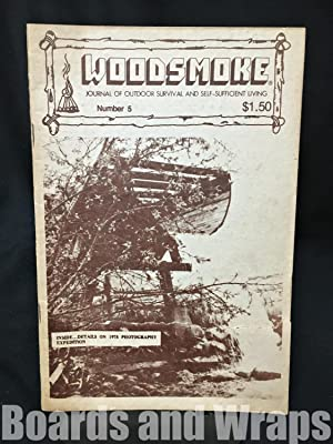 Woodsmoke Journal of Outdoor Survival and Self-Sufficient Living