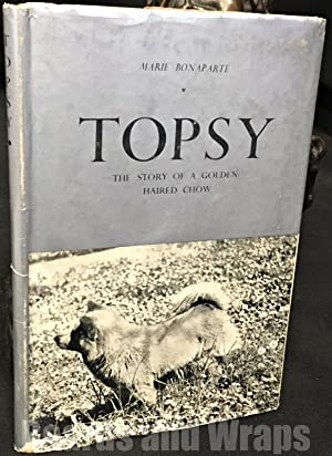 Topsy The Story of a Golden-Haired Chow