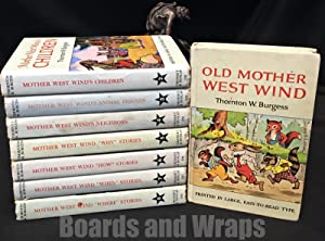 Old Mother West Wind 8 volumes