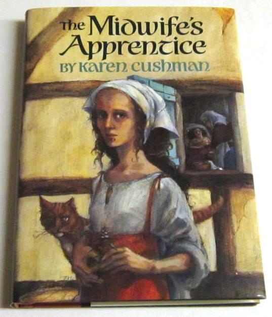 The_Midwifes_Apprentice_Signed_unread_1st_Cushman_Karen_Très_bon_Couverture_rigide