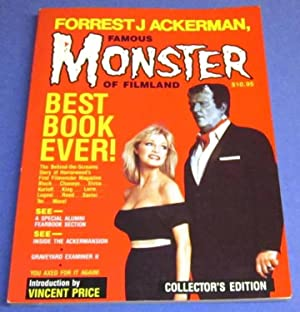 Famous Monster of Filmland - Collector's Edition: Ackerman, Forrest J.