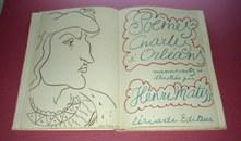 Poemes de Charles d'Orleans: Matisse, Henri