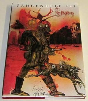 Fahrenheit 451 - 50th Anniversary Limited Edition: Bradbury, Ray (Ralph