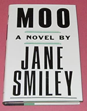 Moo (Signed 1st): Smiley, Jane