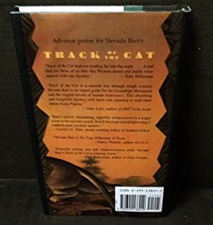 Track of the Cat: Barr, Nevada