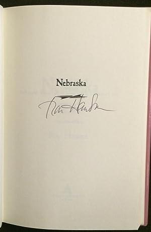 Nebraska: Stories (Signed): Hansen, Ron