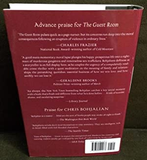 The Guest Room (Signed): Bohjalian, Chris