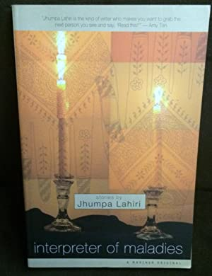 Interpreter of Maladies (Signed True First Edition): Lahiri, Jhumpa