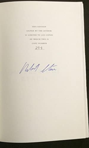 Outerbridge Reach (Signed Limited Edition): Stone, Robert