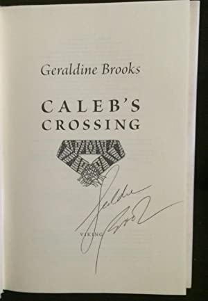 Caleb's Crossing (SIGNED): Brooks, Geraldine