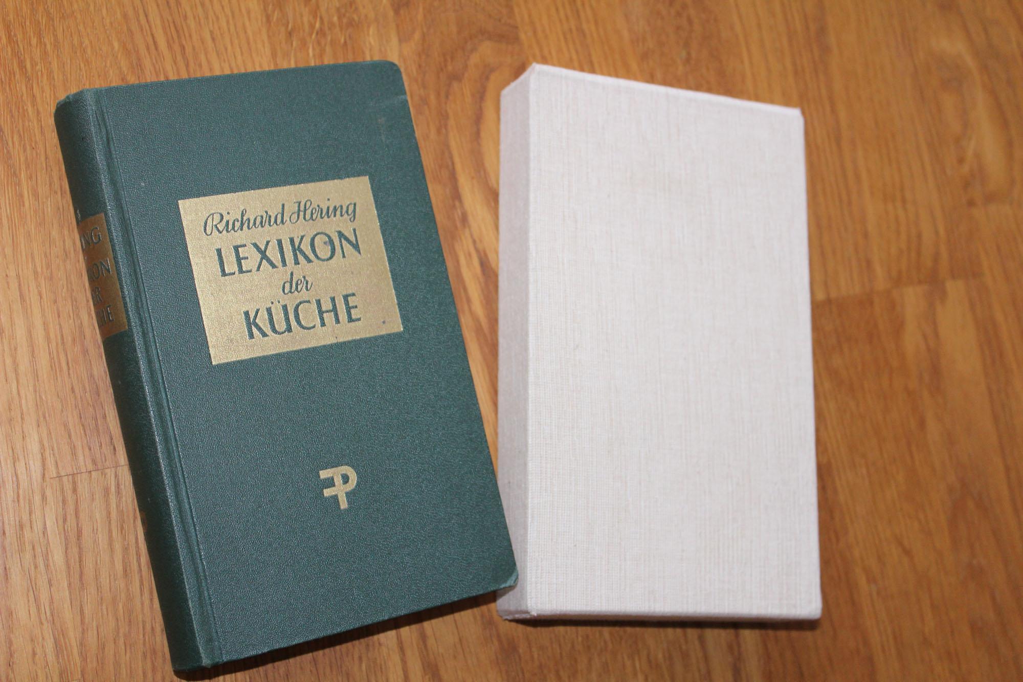 hering - lexikon der küche - zvab - Herings Lexikon Der Küche