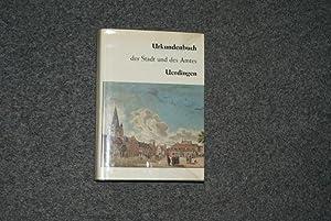 Urkundenbuch der Stadt und des Amtes Uerdingen.: Rotthoff, Guido: