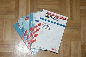 Abitur-Training Geschichte Zentralabitur NRW 2 Bände: Geschichte: Schollmayer, K. W.