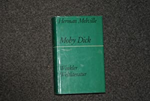Moby Dick oder Der Wal.: Melville, Herman: