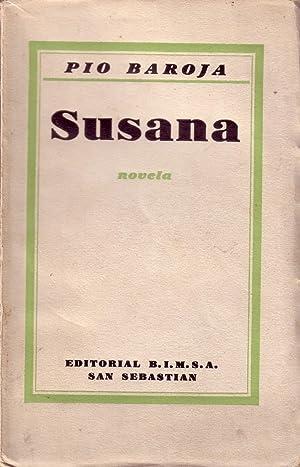 Susana: Pío Baroja