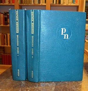 RUDYARD KIPLING Obras Escogidas 2 Tomos: Rudyard Kipling
