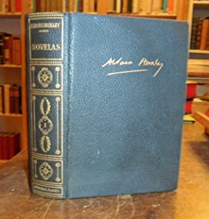ALDOUS HUXLEY Novelas. Tomo I: Aldous Huxley