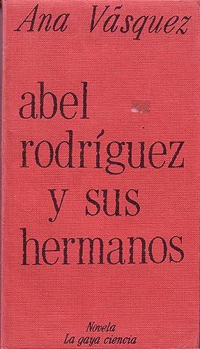 Abel Rodríguez Y Sus Hermanos: Ana Vásquez
