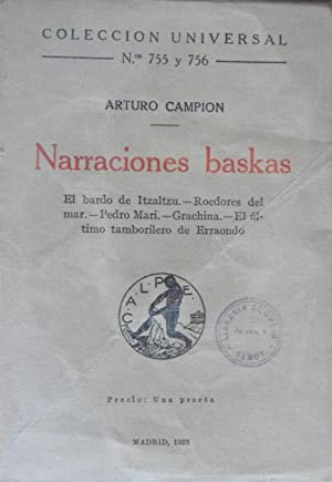 NARRACIONES BASKAS