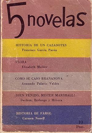HISTORIA DE FAROL, BIENVENIDO MISTER MARSHALL , COMO SE CASO BRAÑANOVA, FLORA, HISTORIA DE ...