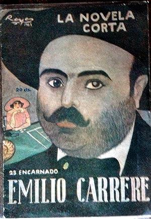 23 ENCARNADO: EMILIO CARRERE