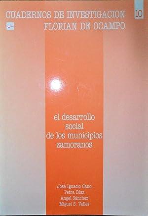 El Desarrollo Social De Los Municipios Zamoranos: José Ignacio Cano